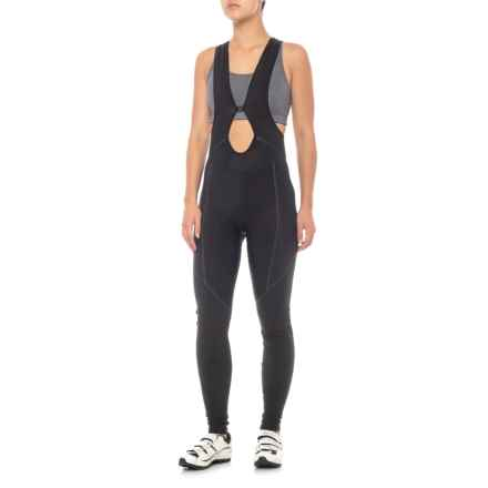Gore Bike Wear Element Thermo Bibtights+ Cycling Bib Tights (For Women) in Black - Closeouts