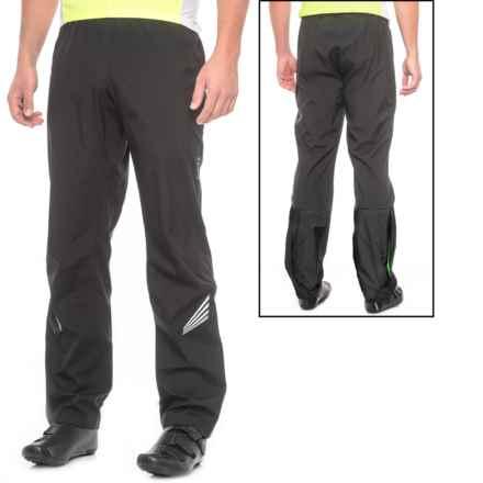 Gore Bike Wear Element Windstopper® Active Shell Pants (For Men) in Black - Closeouts