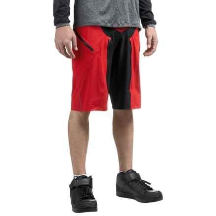 Gore Bike Wear Fusion 2.0 Mountain Bike Shorts (For Men) in Red/Black - Closeouts