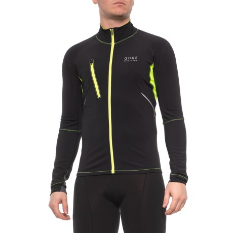 Gore Bike Wear Fusion Thermo Cycling Jersey (For Men) - Save 68% d55f7bb00