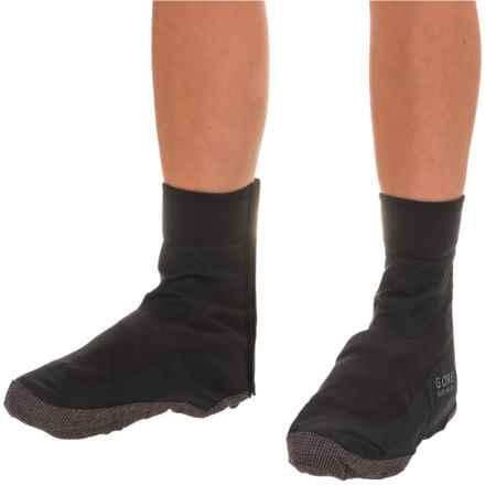 Gore Bike Wear Gore-Tex® Road Overshoes - Waterproof (For Men) in Black - Closeouts