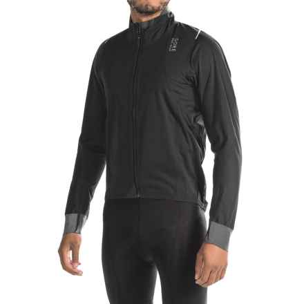 Gore Bike Wear Oxygen 2.0 Gore-Tex® Active Cycling Jacket - Waterproof (For Men) in Black - Closeouts