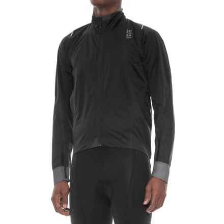 Gore Bike Wear Oxygen 2.0 Gore-Tex Active Cycling Jacket - Waterproof (For Men) in Black - Closeouts