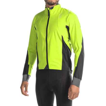 Gore Bike Wear Oxygen 2.0 Gore-Tex® Active Cycling Jacket - Waterproof (For Men) in Neon Yellow/Black - Closeouts