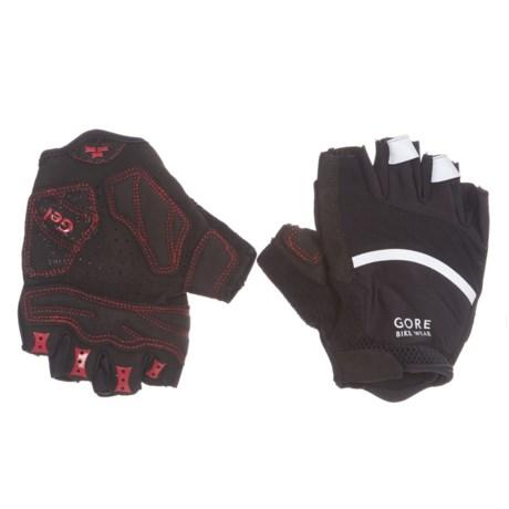 Gore Bike Wear Oxygen Cycling Gloves (For Men and Women) in Black