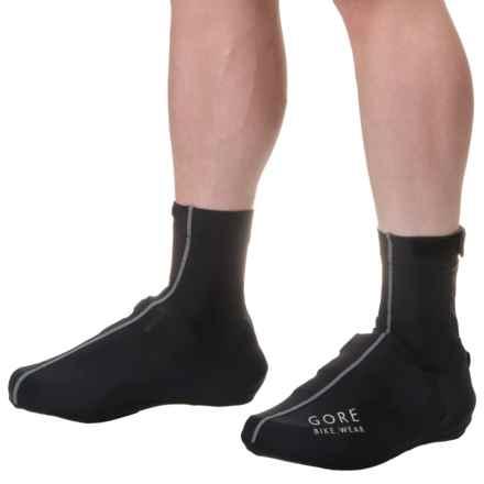 Gore Bike Wear Oxygen Cycling Shoe Covers (For Men) in Black - Closeouts
