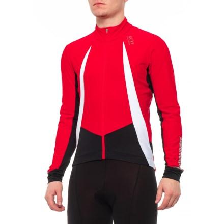 Gore Bike Wear Oxygen Windstopper® Cycling Jersey Long - Long Sleeve (For  Men) b99a97996