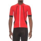 Gore Bike Wear Oxygen Windstopper® Cycling Jersey - Short Sleeve (For Men)