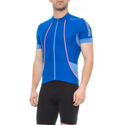 Gore Bike Wear Oxygen Windstopper® Soft Shell Cycling Jersey - Full Zip 4e0f4010b