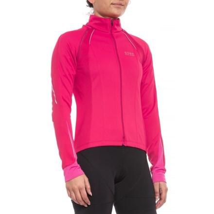 bd058262 Gore Bike Wear Phantom 2.0 Soft Shell Cycling Jacket - Windstopper® (For  Women)