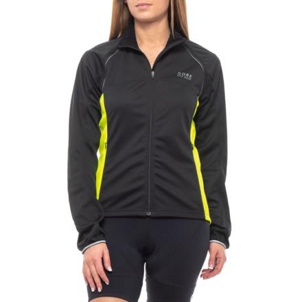 Gore Bike Wear Phantom LD Plus Windstopper® Jacket - Zip-Off Sleeves (For 11bcf3f2d