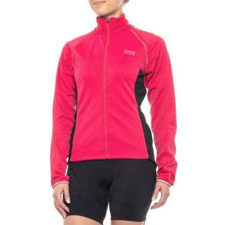 Gore Bike Wear Phantom LD Plus Windstopper® Jacket - Zip-Off Sleeves (For 6fdc4e70d