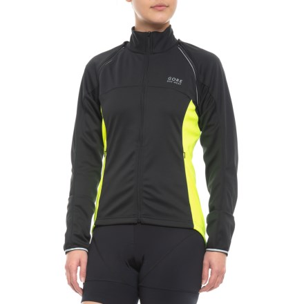 Gore Bike Wear Phantom Plus Windstopper® ZO Jacket (For Women) in Black  9f8250ec4