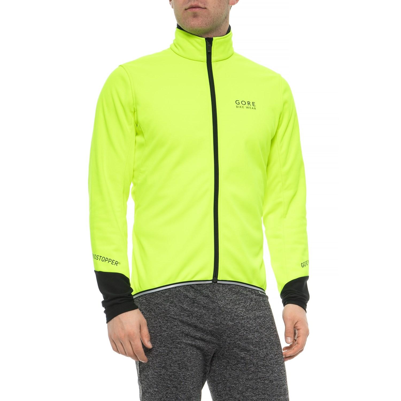 4e49bddd7 Gore Bike Wear Power 2.0 Windstopper® Soft Shell Cycling Jacket (For Men)  in ...