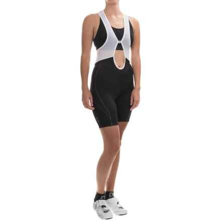 Gore Bike Wear Power Cycling Bib Shorts (For Women) in Black - Closeouts