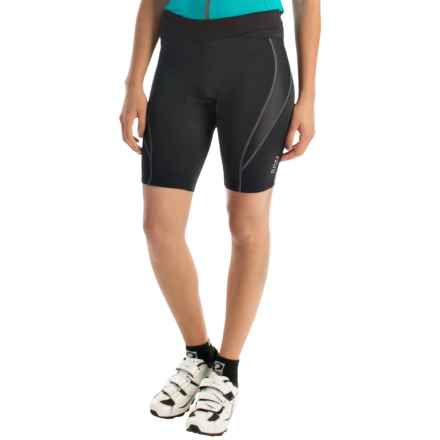 Gore Bike Wear Power Cycling Shorts (For Women) in Black - Closeouts