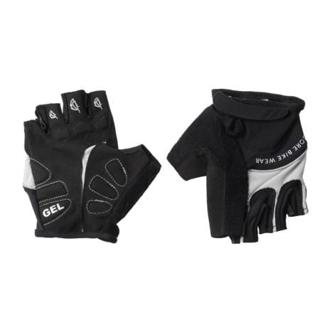 Gore Bike Wear Power Lady Gloves - Fingerless (For Women) in White/Black
