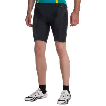 Gore Bike Wear Power Quest Cycling Shorts (For Men) in Black - Closeouts