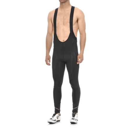 Gore Bike Wear Power Thermo Bibtights+ Cycling Bib Tights (For Men) in Black - Closeouts