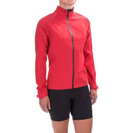 Gore Bike Wear Road Race Gore-Tex® Active Jacket - Waterproof (For Women) in Rich Red - Closeouts