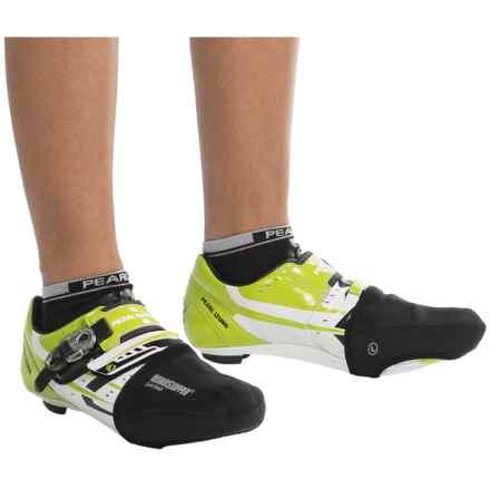 Gore Bike Wear Road Windstopper® Toe Protectors (For Men) in Black - Closeouts