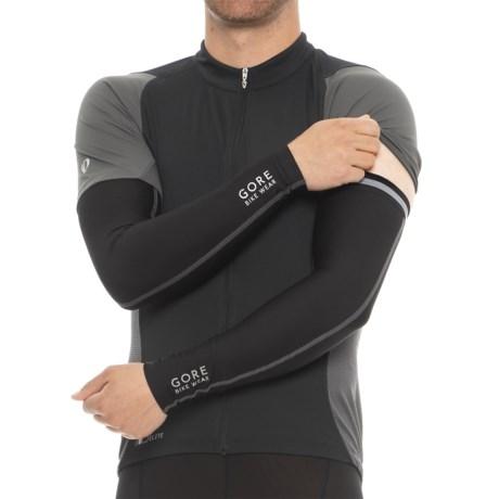 Gore Bike Wear Universal 2.0 Arm Warmers in Black