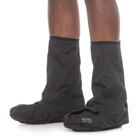 Gore Bike Wear Universal City Gore-Tex(R) Overshoes - Waterproof (For Men and Women)
