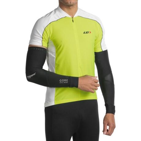 Gore Bike Wear Universal Windstopper® Cycling Arm Warmers(For Men) in Black