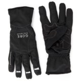 Gore Bike Wear Universal Windstopper® Mid Gloves (For Men and Women)