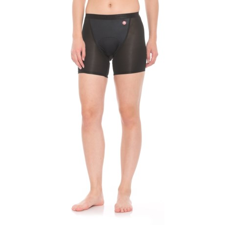 Gore Bike Wear Windstopper® Base Layer Shorts+ (For Women) in Black