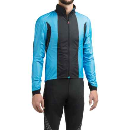 Gore Bike Wear Xenon 2.0 Active Shell Windstopper® Jacket (For Men) in Splash Blue/Black - Closeouts