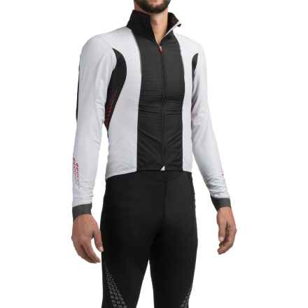 Gore Bike Wear Xenon 2.0 Active Shell Windstopper® Jacket (For Men) in White/Black - Closeouts