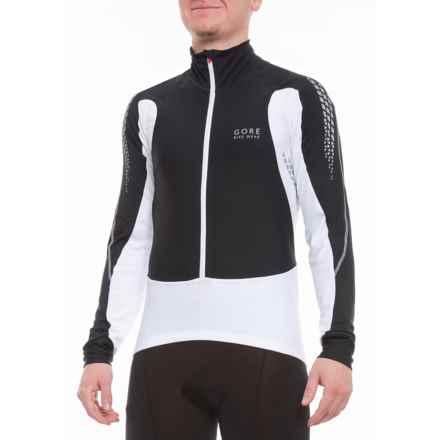 Gore Bike Wear Xenon 2.0 Thermo Cycling Jersey - Zip Neck 71561d576