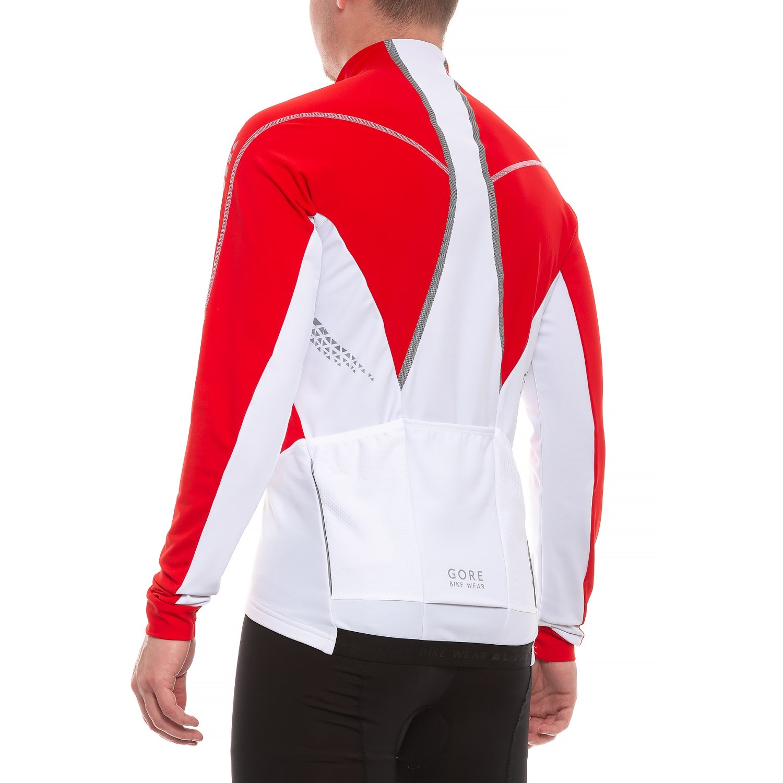 Gore Bike Wear Xenon 2.0 Thermo Cycling Jersey (For Men) - Save 73% 4feb37a68