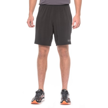 GORE RUNNING WEAR AIR 2 IN1 SHORTS (For Men)