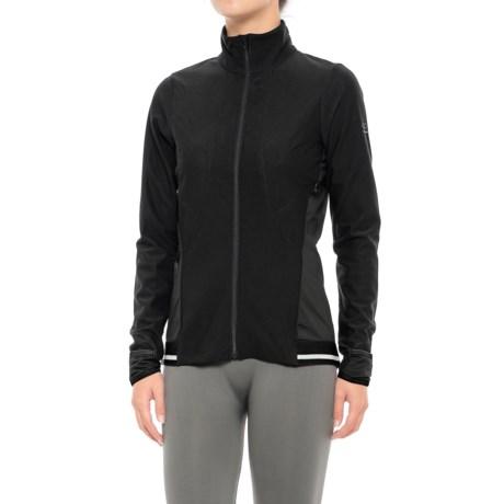 Gore Running Wear Air 2.0 Lady Windstopper® Jersey Jacket - Full Zip (For Women)