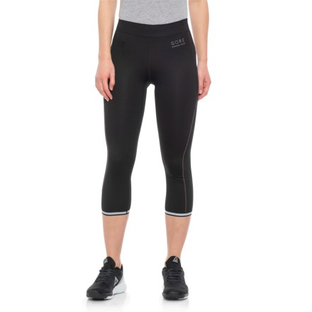13334ac908d17 Gore Running Wear Air 2.0 Tights 3/4 Running Capris (For Women) in