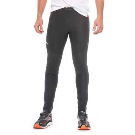 Gore Running Wear Air Windstopper® Pants (For Men) in Black - Closeouts