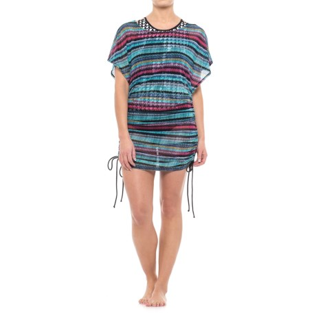 Gottex Cozumel Tunic Cover-Up - Short Sleeve (For Women) in Multi