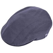 Gottmann Baltimore-UV Driving Cap - UPF 40+ (For Men) in Navy - Closeouts