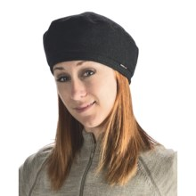 Gottmann Bayonne Beret Hat - Wool (For Women) in Anthracite - Closeouts