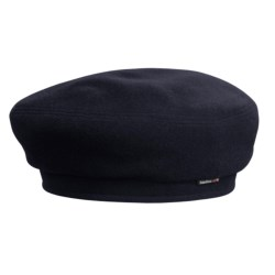 Gottmann Bayonne Beret Hat - Wool (For Women) in Navy