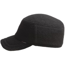 Gottmann Cortez Knit Cap - Wool Blend (For Men) in 19 Black - Closeouts