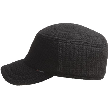 Gottmann Cortez Knit Cap - Wool Blend (For Men) in 19 Black