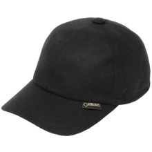 Gottmann Gore-Tex® Baseball Cap - Waterproof, Ear Flaps (For Men and Women) in Black - Closeouts