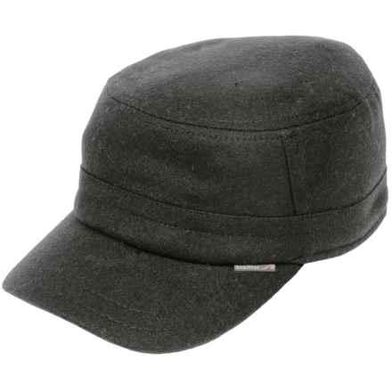 Gottmann Havanna Army Cap - Water Repellent, Ear Flaps (For Men) in 19 Black - Closeouts