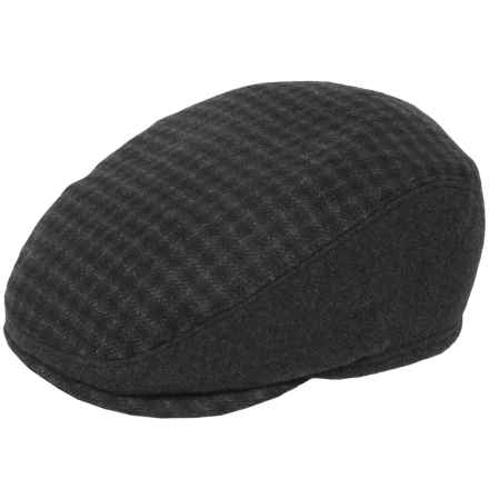 Gottmann Innsbruck Driving Cap - Wool, Ear Flaps (For Men) in Dark Grey - Closeouts