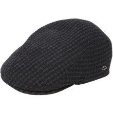 Gottmann Jackson Ivy Cap - Wool, Ear Flaps (For Men) in Dark Grey/Black - Closeouts