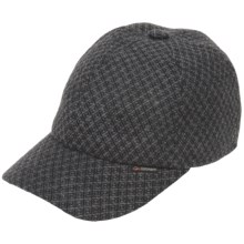 Gottmann Jockey Baseball Cap - Ear Flaps (For Men) in Dark Grey - Closeouts