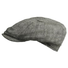 Gottmann Kingston Driving Cap - Silk (For Men) in 13 Grey - Closeouts